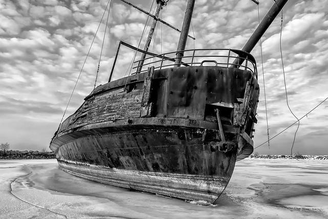 Shipwreck La Grande Hermine - 2059