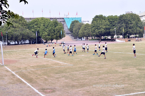 Inter House Football Competition 2018-19 2 (25) | by Atmiya Vidya Mandir