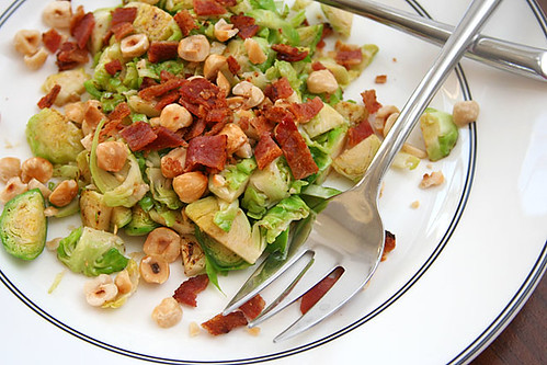 brussels sprouts salad 10 | by crumblycookie