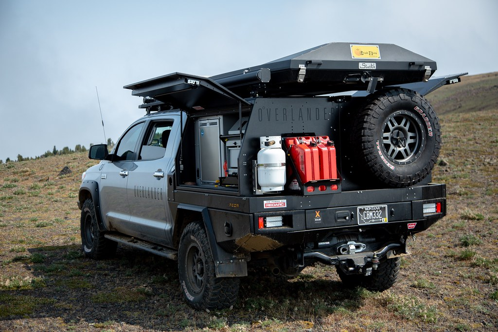 Expedition Overland Tundra - Toyota Cruisers & Trucks Magazine