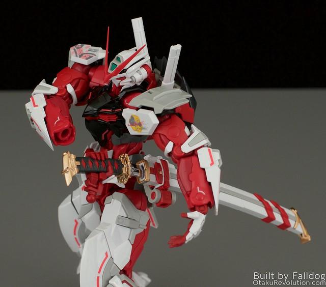 HiRM Astray Red Frame Gundam 33