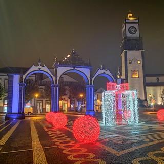 Xmas in Ponta Delgada 2018   by Agnieszka Hermann