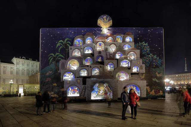 Torino , aspettando il Natale ...