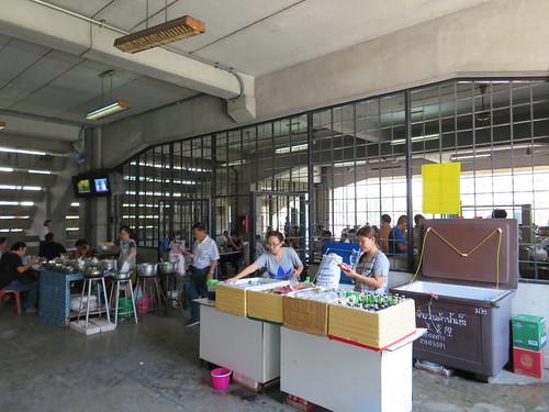 ロイヤルバンコクスポーツクラブグルメ3階の食堂