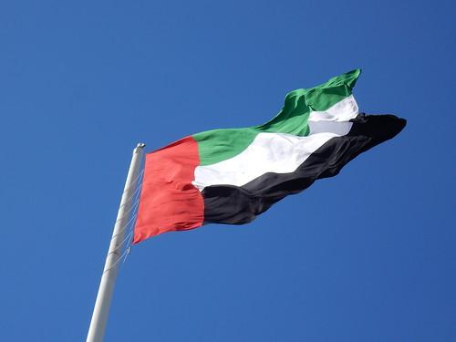 Dubai - UAE flag