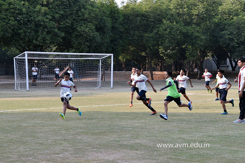 Inter House Football Competition 2018-19 6 (11) | by Atmiya Vidya Mandir