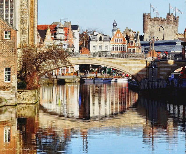 Ghent reflections