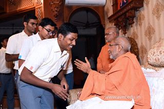Std-10-11-12-visit-to-Haridham-for-Swamishree's-Blessings-(43)   by Atmiya Vidya Mandir