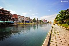 Struga and river Drim