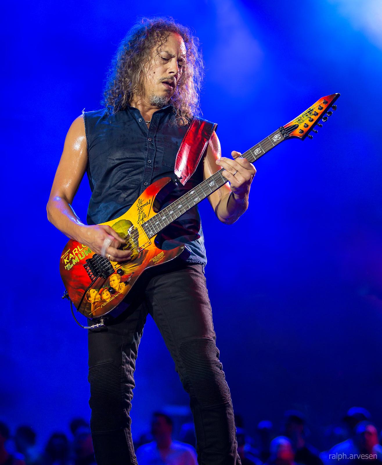 Metallica | Texas Review | Ralph Arvesen