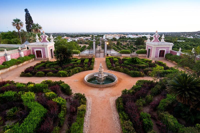 Gardens of Estoi