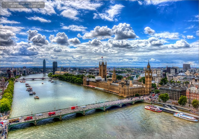 Summer in London!
