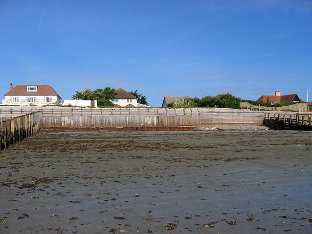 The coast at Middleton-on-Sea