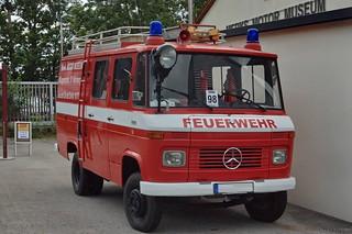 Mercedes 408 Feuerwehr