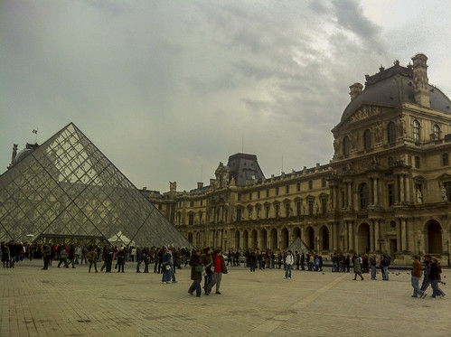 Louvre museum | by sharonjanssens