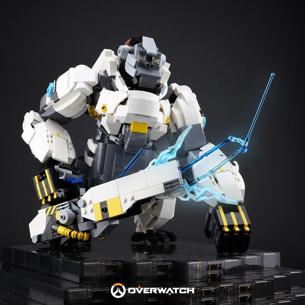Winston-Overwatch Hero