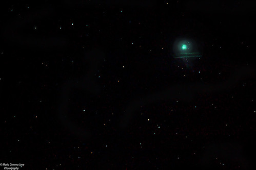 Comet 46P/Wirtanen - 'Christmas Comet'   by Maria Gemma - A Passionate Photographer