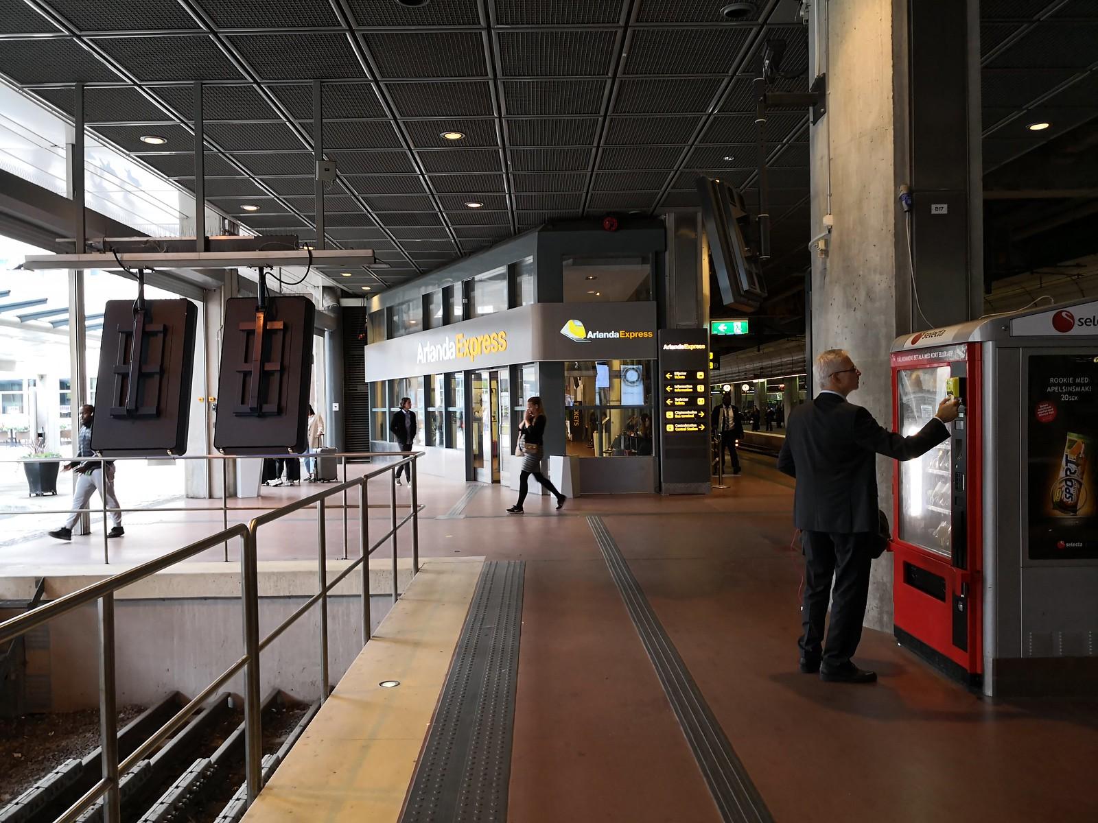 Arlanda Express station