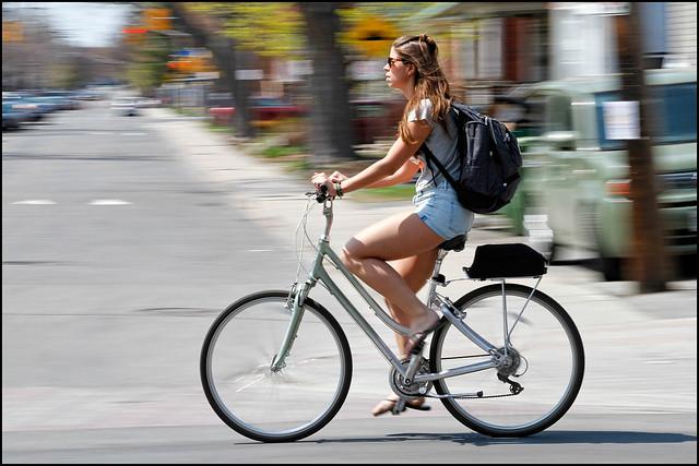 Bank Street Rider