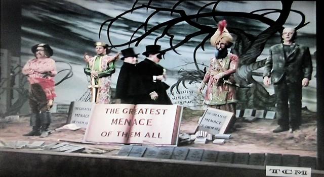Fake Shemp Store Window Frankenstein Film Short 6023