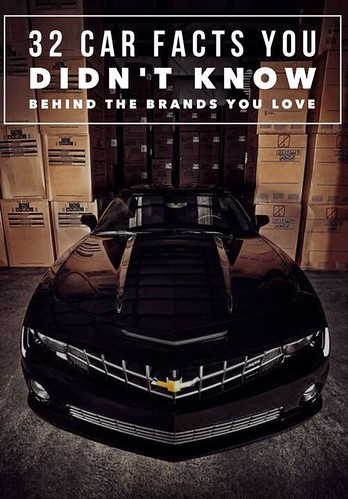 Crazy facts about luxury cars