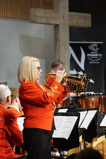 Helen Williams Flygelhornist i Cory