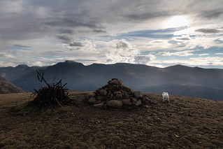 A very windy and cold Starling Dodd summit | by johnkaysleftleg