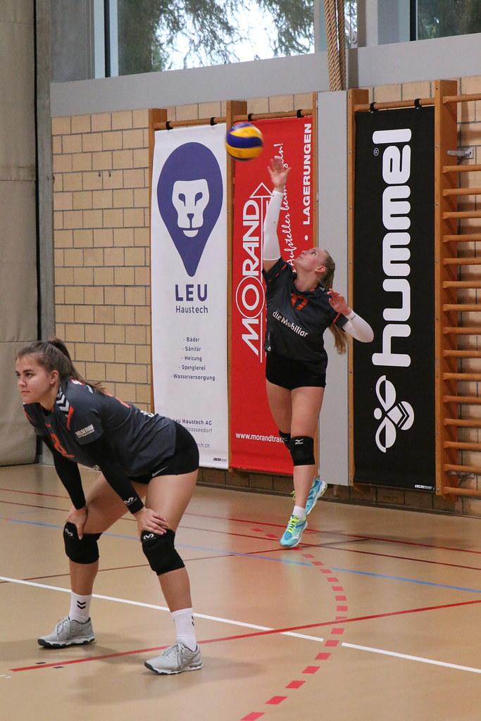 Damen 3 vs VBC Marzili