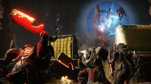 Destiny 2: Forsaken – Black Armory | by PlayStation.Blog