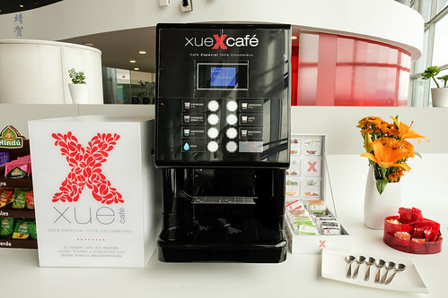 Coffee machine | by A. Wee