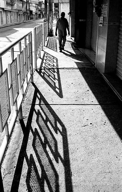 Sombra y silueta en Independencia