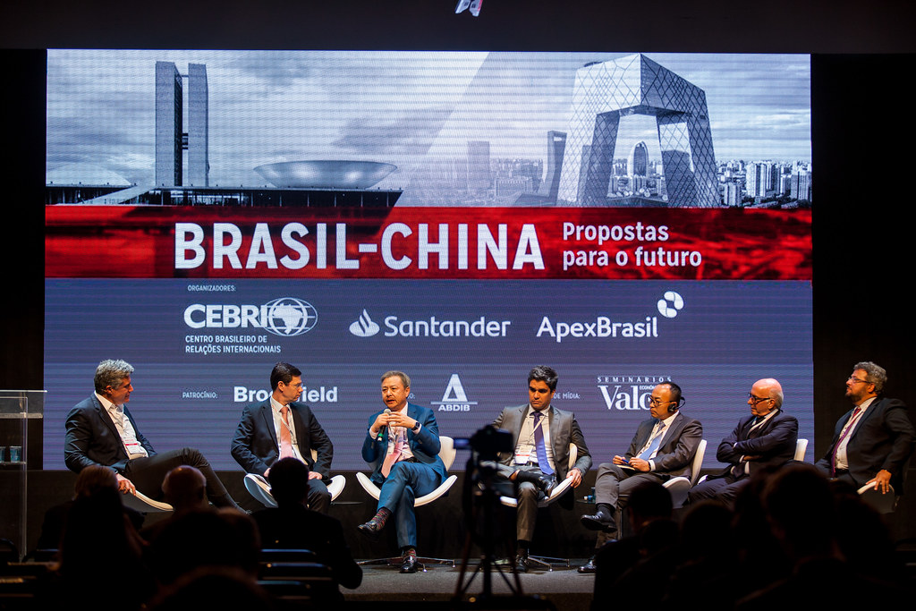 Conferência CEBRI-Apex Brasil-Santander