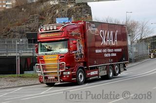 Kuljetusliike Trans Härmä Oy BRU-350 | by puolatie95