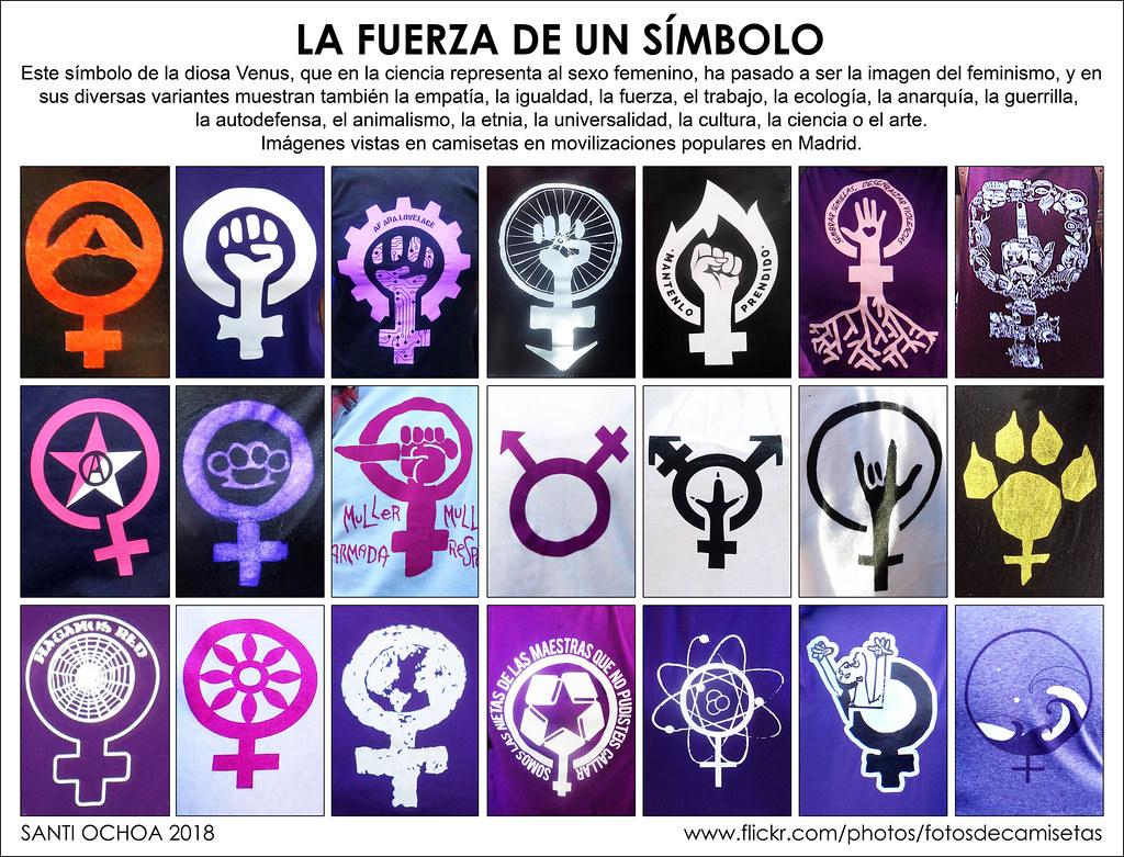 SIMBOLO FEMINISTA