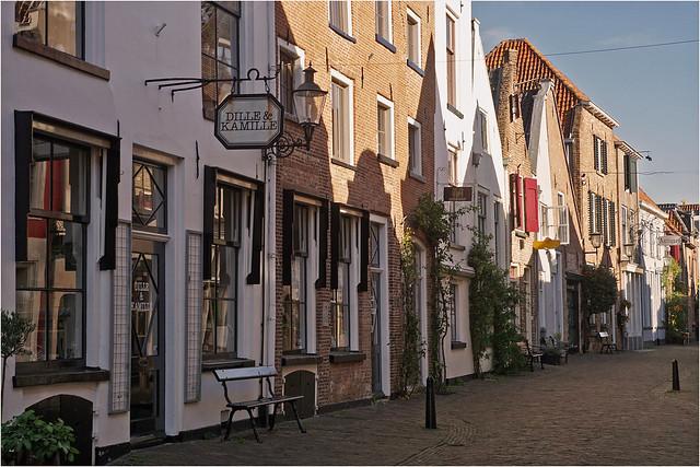 Walstraat in Deventer