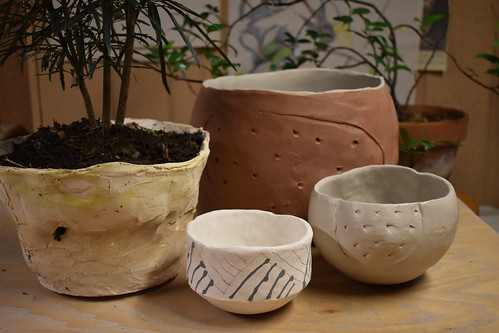 Ceramic Planters with Katheryn Corbin