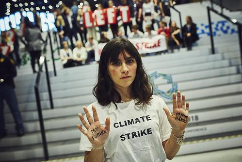 Strajk dla klimatu w polskich szkołach | by Greenpeace PL