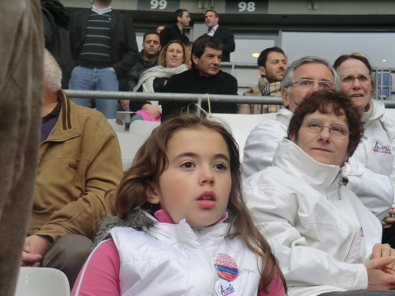 Stade vs Toulouse au SdF - 21 mars 2012
