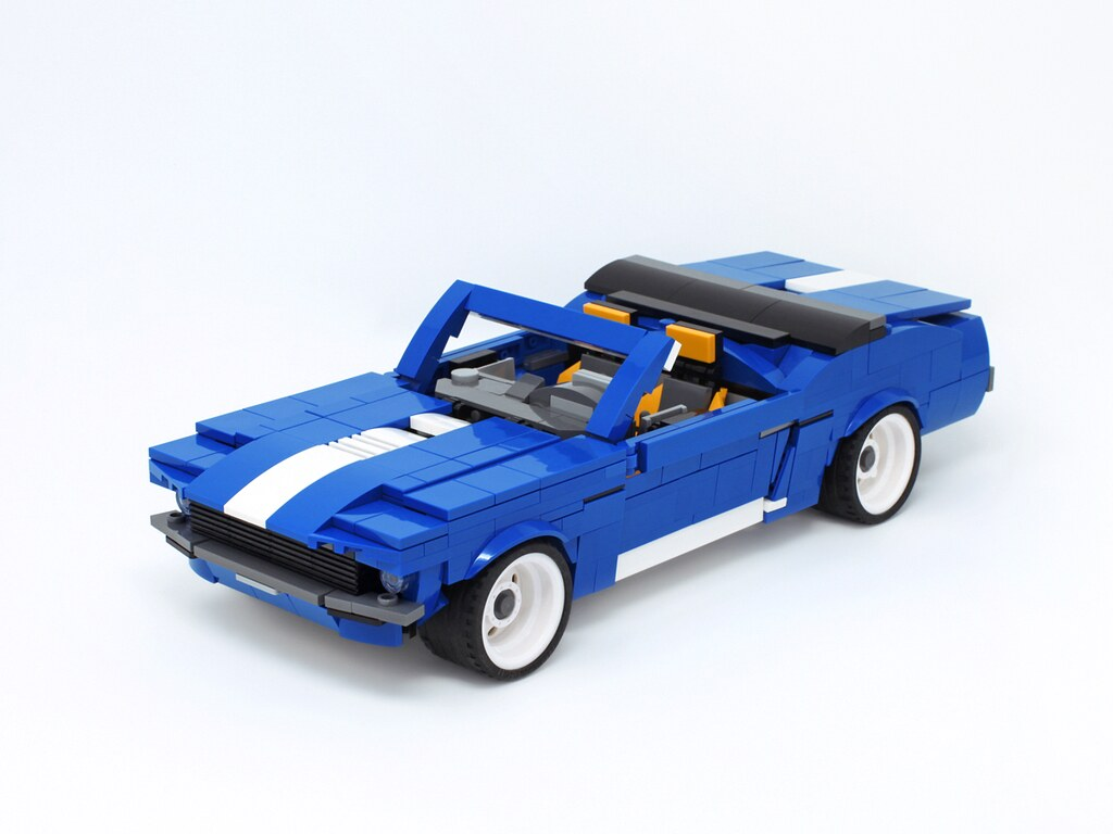 Ford mustang 1969 by buildme