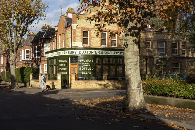 Pub, Edward Road, Walthamstow