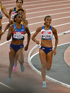 Athletics World Cup London 2018