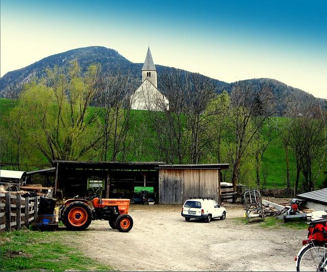 Südtirol mal ganz