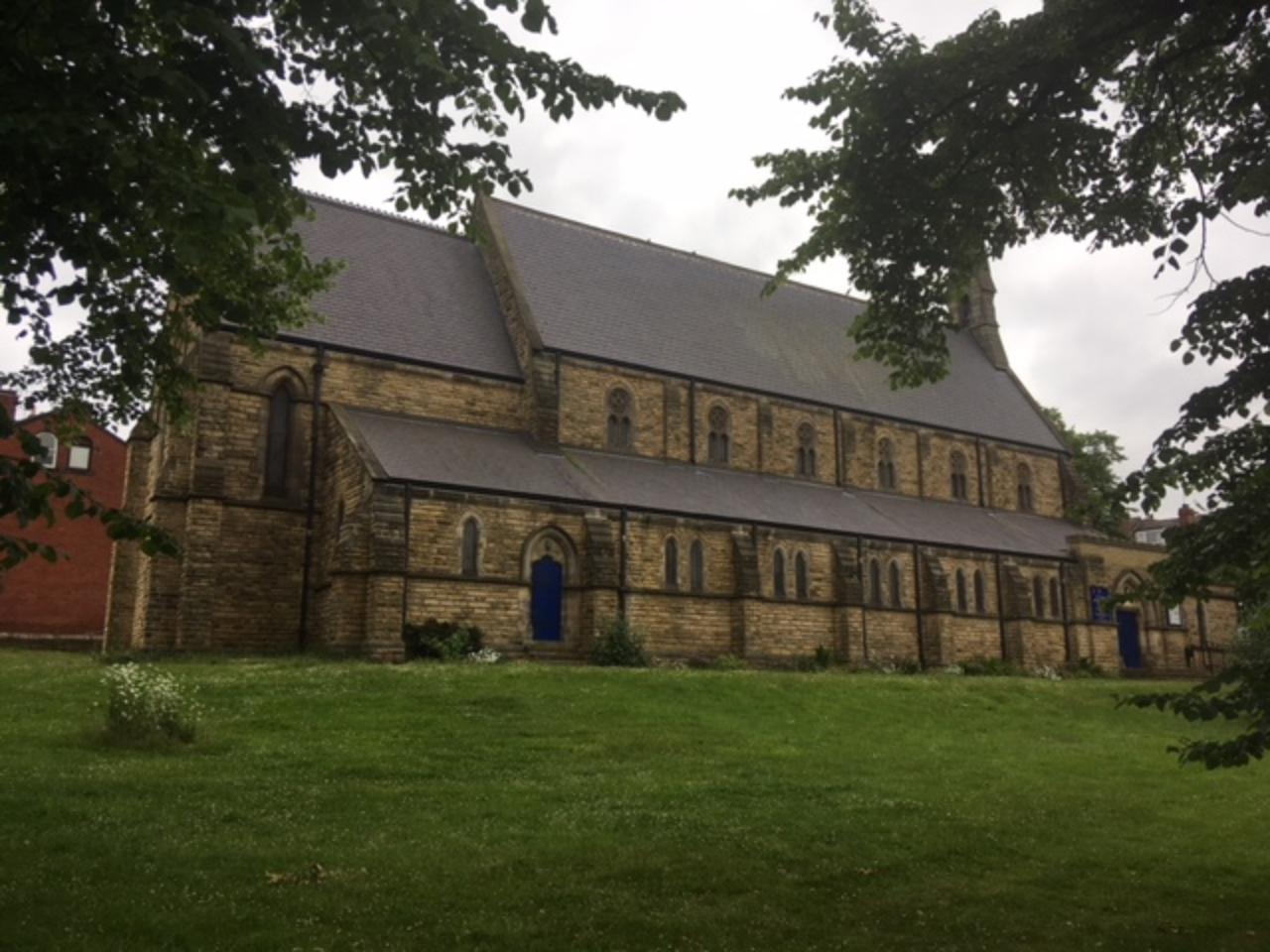 St Luke, Holbeck, Yorkshire