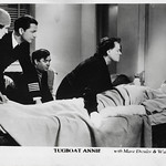 Maureen O'Sullivan, Robert Young, Paul Hurst, Marie Dressler and Wallace Beery in Tugboat Annie (1933)