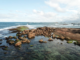 Beach Rocks | by TAZMPictures