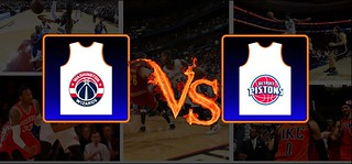 Washington Wizards-Detroit Pistons Jan 21 2019 | by basketball87
