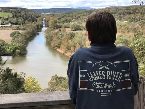 fallfestival jamesriverstatepark outdooractivities specialevent
