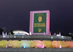 Monument au Ruhnama