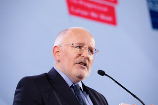 Frans Timmermans | by Party of European Socialists