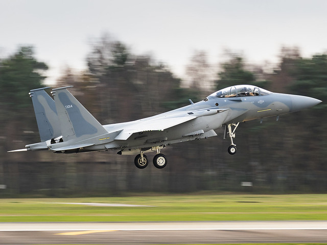 Royal Saudi Air Force | Boeing F-15SA | 12-1014